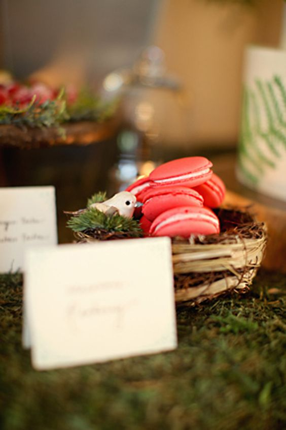 #macarons  Photography: Olivia Leigh Photographie - olivialeighweddings.com