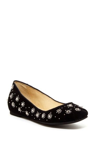 Chinese Laundry Amore Embellished Flat by Assorted on @HauteLook