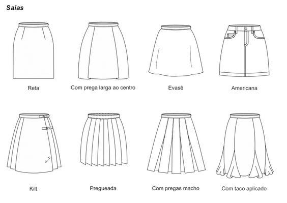 desenho técnico de moda - Pesquisa Google