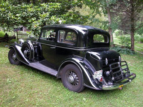 1933 Buick Model 58 Victoria Coupe For Sale Buick Cars Buick Classic Cars Vintage