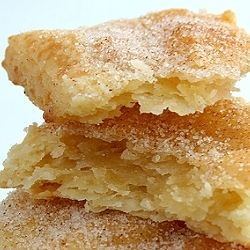 Pie Crust Cookies made from Perfect Pie Crust