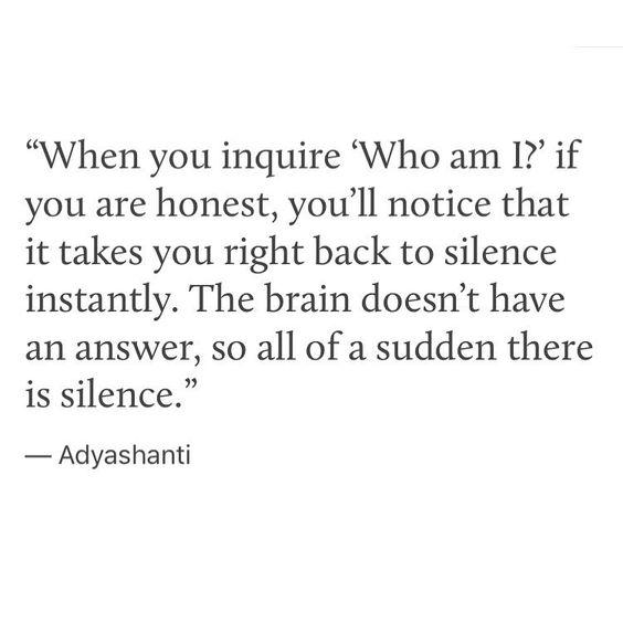 #adyashanti #sriramanamaharshi #inquiry #whoami