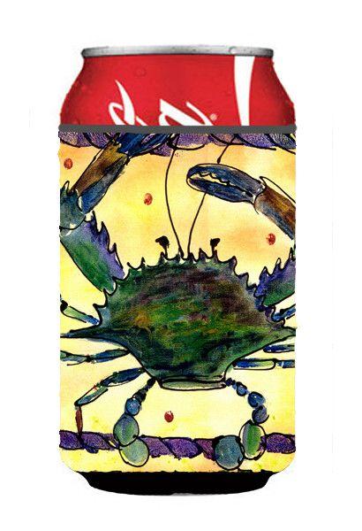 Crab Can or Bottle Beverage Insulator Hugger