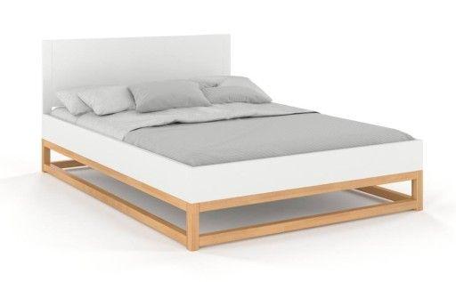 Lozko Do Sypialni Drewniane 180x200 Kari Sypialnia 8193228638 Oficjalne Archiwum Allegro Furniture Bed Home Decor