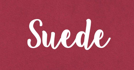 Tá na Moda: Suede - Debora Montes Blog