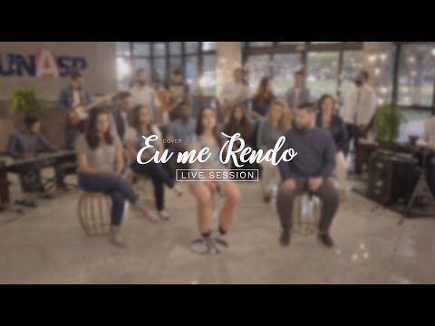 Eu Me Rendo Vocal Livre Feat Michely Manuely Cover Video