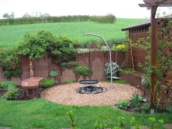 feuerstelle garten gestalten – rekem, Hause und Garten