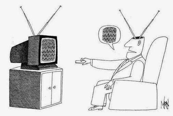 Alienação da TV: