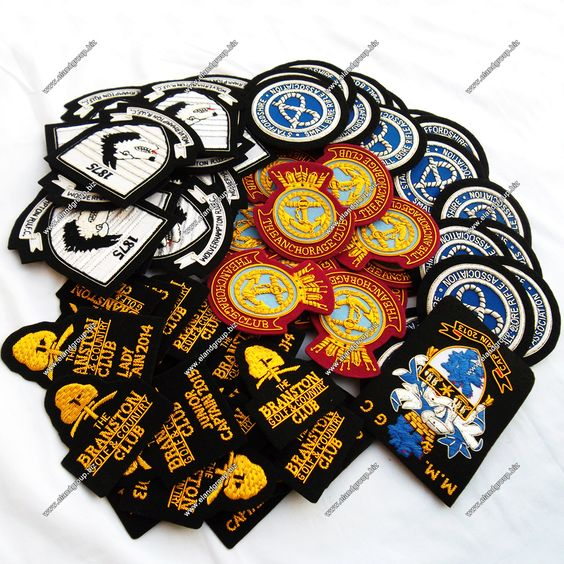 Bullion Badges  www.elandgroup.biz/  info@elandgroup.biz