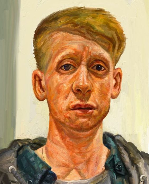 Study after Lee Myles Simmonds - BP Portrait Awards 2015 - Pictify - your social art network