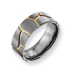 Daniels Jewelers :: Titanium Ladies Wedding Band