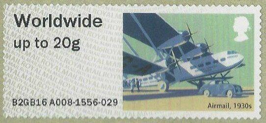 Royal Mail Airmail