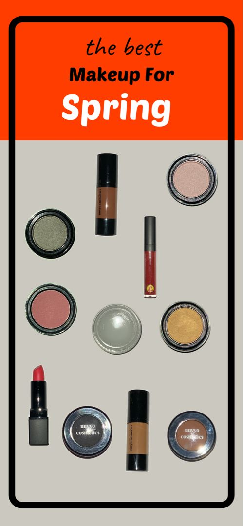 Best Makeup For Spring In 2020 Best Makeup Products Natural Makeup Brands Vanilla Lip Balm