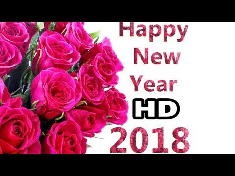 Advance Wish You Happy New Year 2018 2019 With Heart Whatsaap