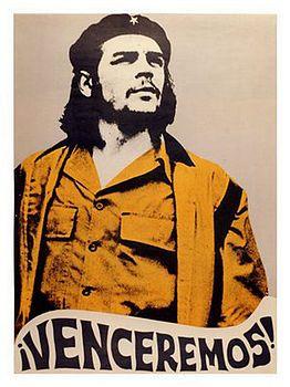 Retro K Che retro print tes and cuba on