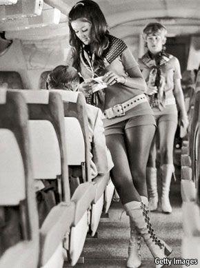 1972 go-go boots w/hot pants