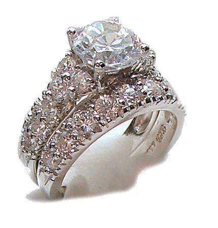 Vintage Looking Wedding Rings 104