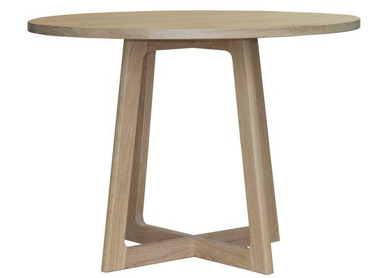 Image 1 of Bespoke Oak Table by Liam Treanor