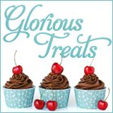 Chocolate, Strawberry and Vanilla Cream Cheese Frostings #glorioustreats