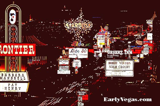 Old School Las Vegas
