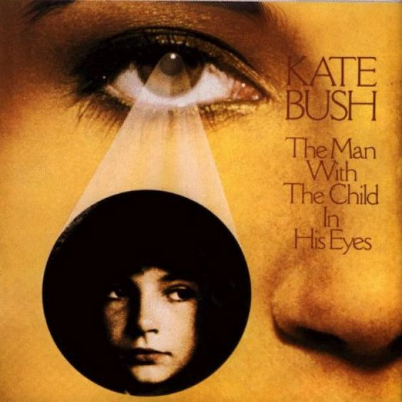 The Man with the Child in His Eyes, Kate Bush