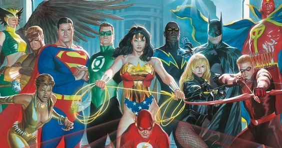 9 DC Comics Movie Release Dates Announced