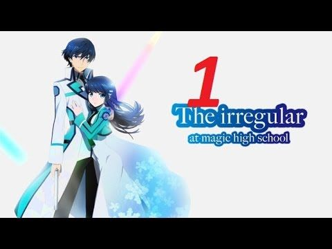 The irregular at magic high school episode 1 english subbed