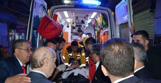 CHP'li Tezcan'ı yaralayan Alparslan Sargın alkollü olduğunu iddia etti