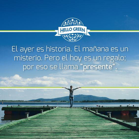 Esta #frase es una de nuestras favoritas: nos recuerda la facilidad con la que las personas podemos ser #felices si nos lo proponemos. :)