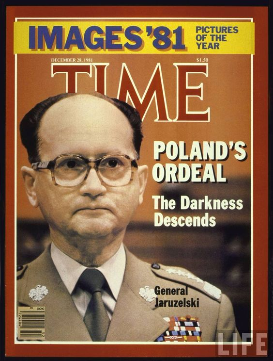 Image result for Wojciech Jaruzelski time magazine