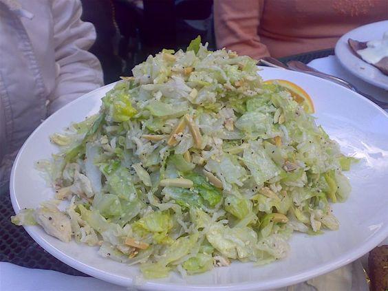 Green Street Cafe Pasadena Diane Salad Recipe