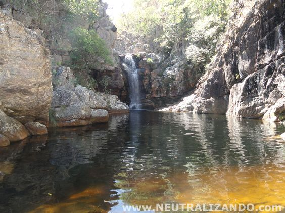 Cachoeira Anjos! Novo post no www.neutralizando.com