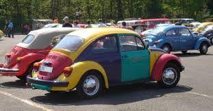 Bildergebnis für VW Käfer kunterbunt