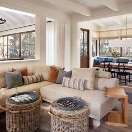 51 Rustic Farmhouse Living Room Decor Ideas Modern Farmhouse