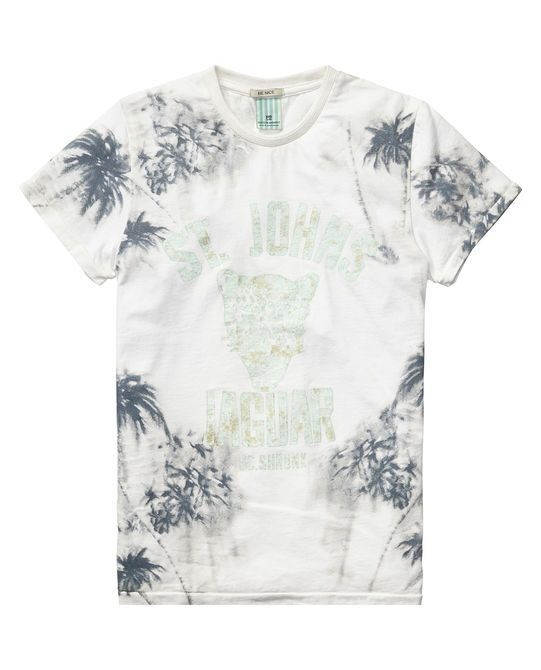 allover printed tee t shirt s s boys clothing at. Black Bedroom Furniture Sets. Home Design Ideas