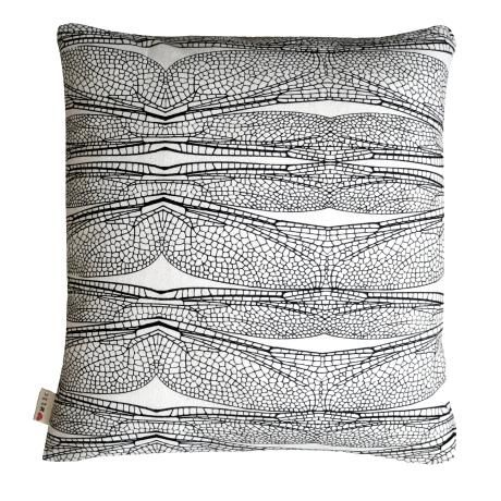 Dragon Fly Cushion Slip – Black & White from Love Milo - R189 (Save 37%)