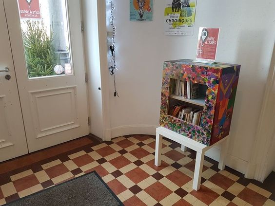 Boîte à livres Ivoz-Ramet