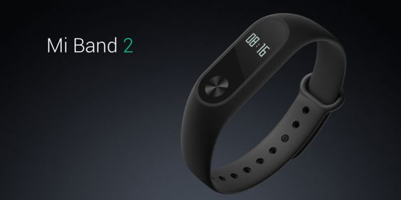 Xiaomi brings its Mi Band 2 fitness tracker to India