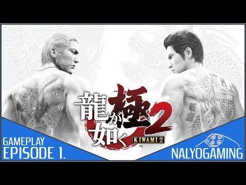 Yakuza Kiwami 2 Ps4 Gameplay Episode 1 Chapter 1 Spoilers Ps4 Gameplay Play Right Gameplay