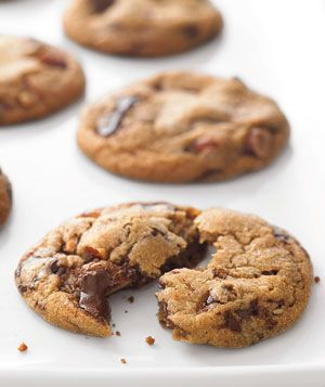Chocolate Chunk and Almond Cookies for a cookie with an extra crunch