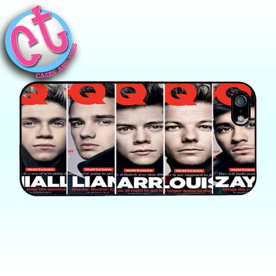 One Direction GQ Case  iPhone 5 Samsung Galaxy 4 by CasesandTees, $11.99