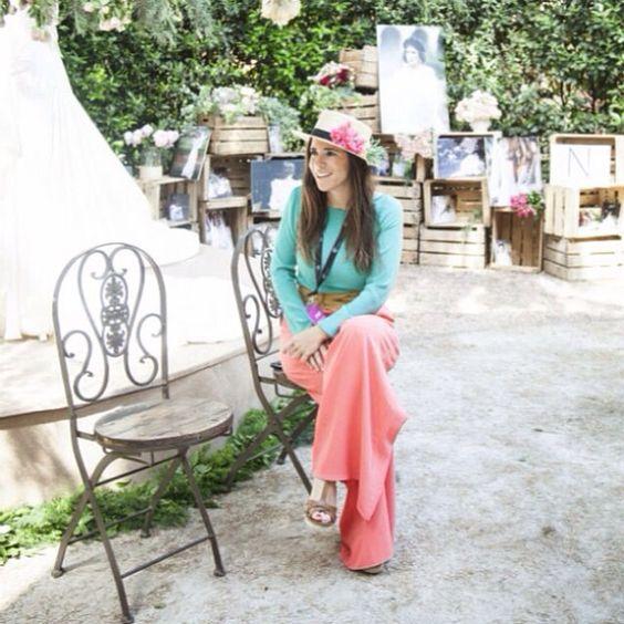 Cristina del blog planes de boda de Telva