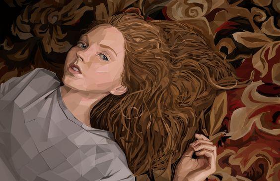 Lily Cole by sickkids.deviantart.com on @deviantART