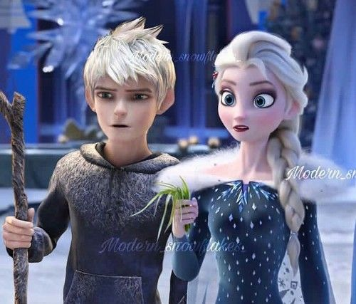 Jack And Elsa Olaf S Frozen Adventure Jack And Elsa Elsa Jack