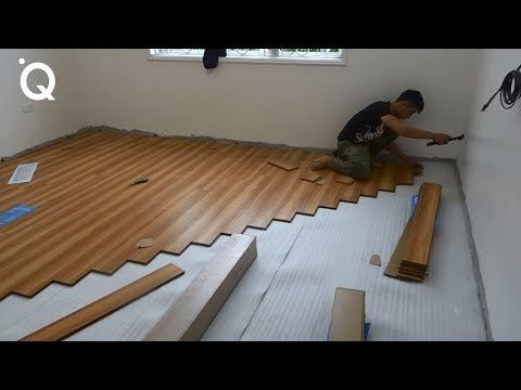 1346 Ingenious Construction Workers That Are At Another Level 7 Youtube Bedroom Flooring Bedroom Wooden Floor Wooden Flooring