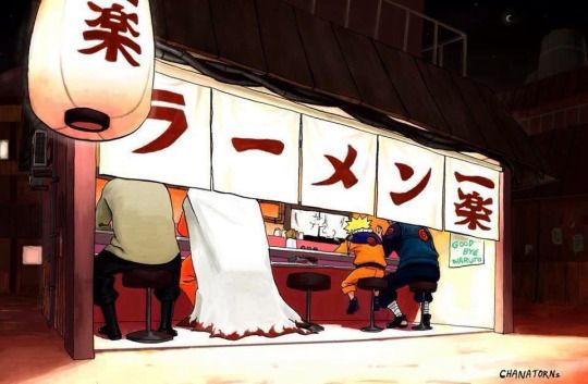 Iruka-sensei was the first and he will be the last.
