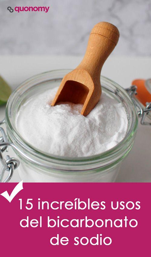 15 Increibles Usos Del Bicarbonato De Sodio Que No Conocias
