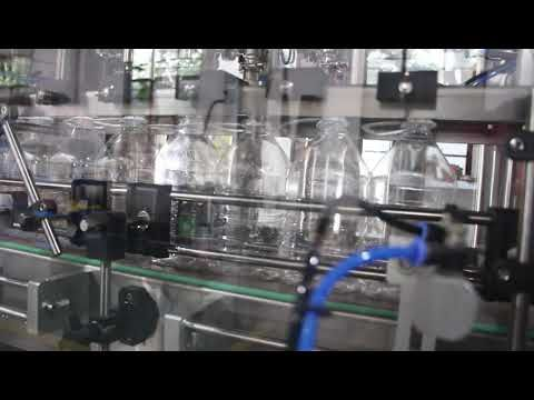 Automatic Hand Sanitizer Gel Liquid Filling Machine In 2020 Hand Sanitizer Sanitizer Liquid