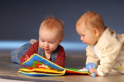 Brinquedos educativos são de grande importância nas diferentes fases de crescimento da criança.