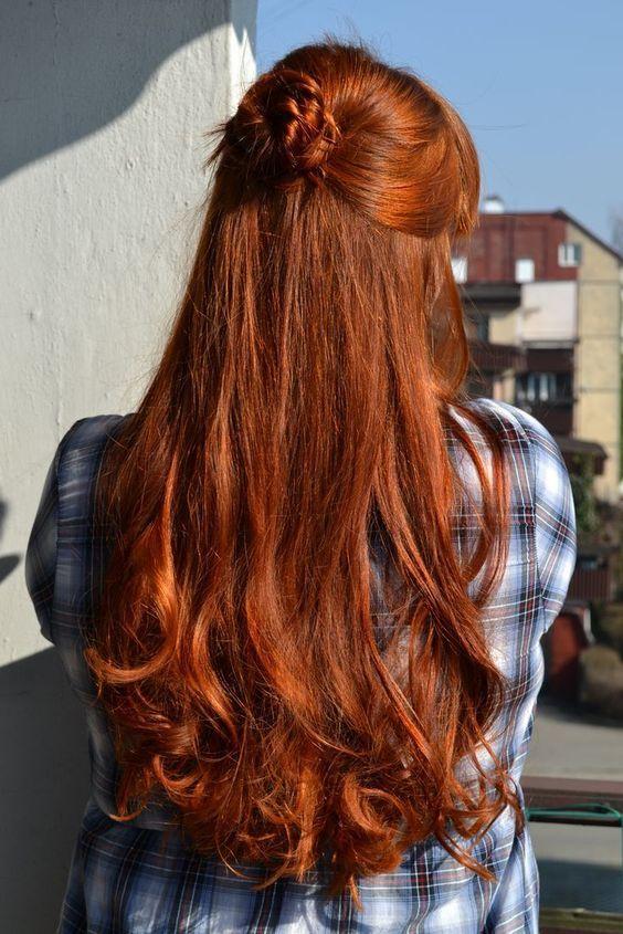 Schone Rothaarige Frisuren Und Rote Tassen 55 Bild Braidfrisuren Flechtfrisuren Frisuren Herrenfrisuren Hoc In 2020 Lange Rote Haare Haare Pflegen Rote Haare